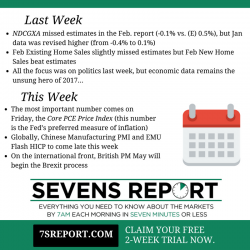 The Sevens Report, March 27, 2017
