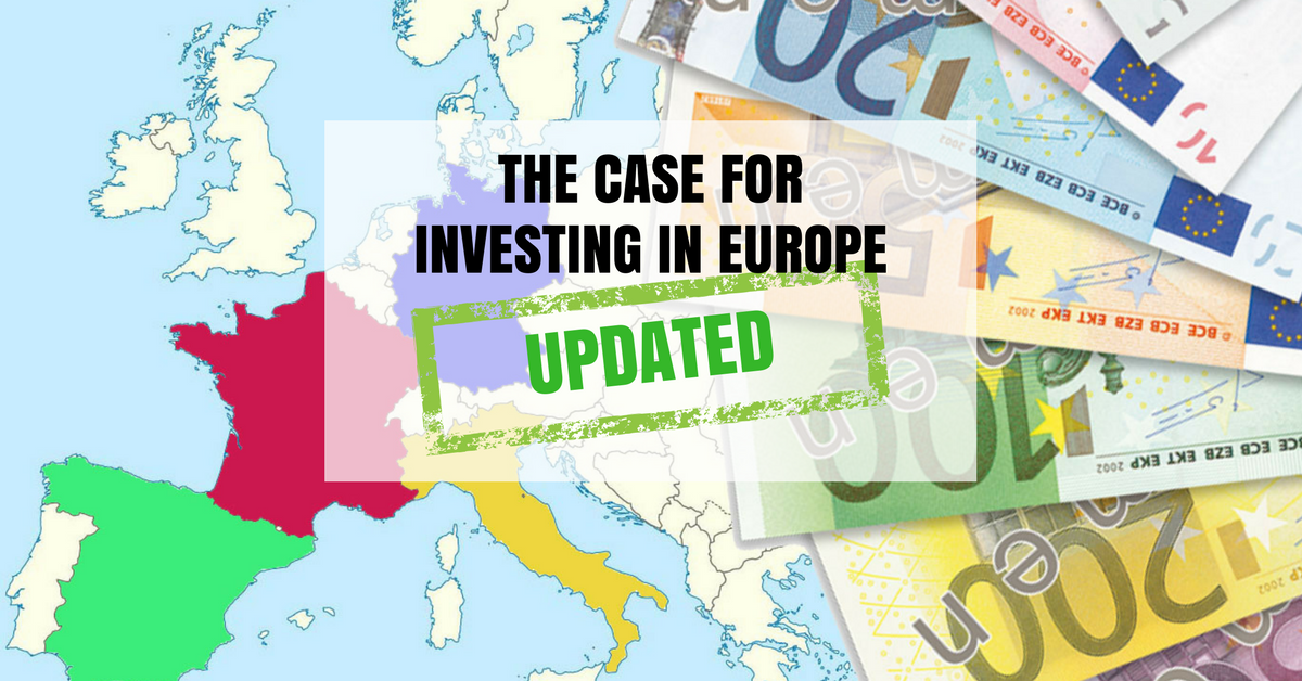 The Case for Europe, Updated