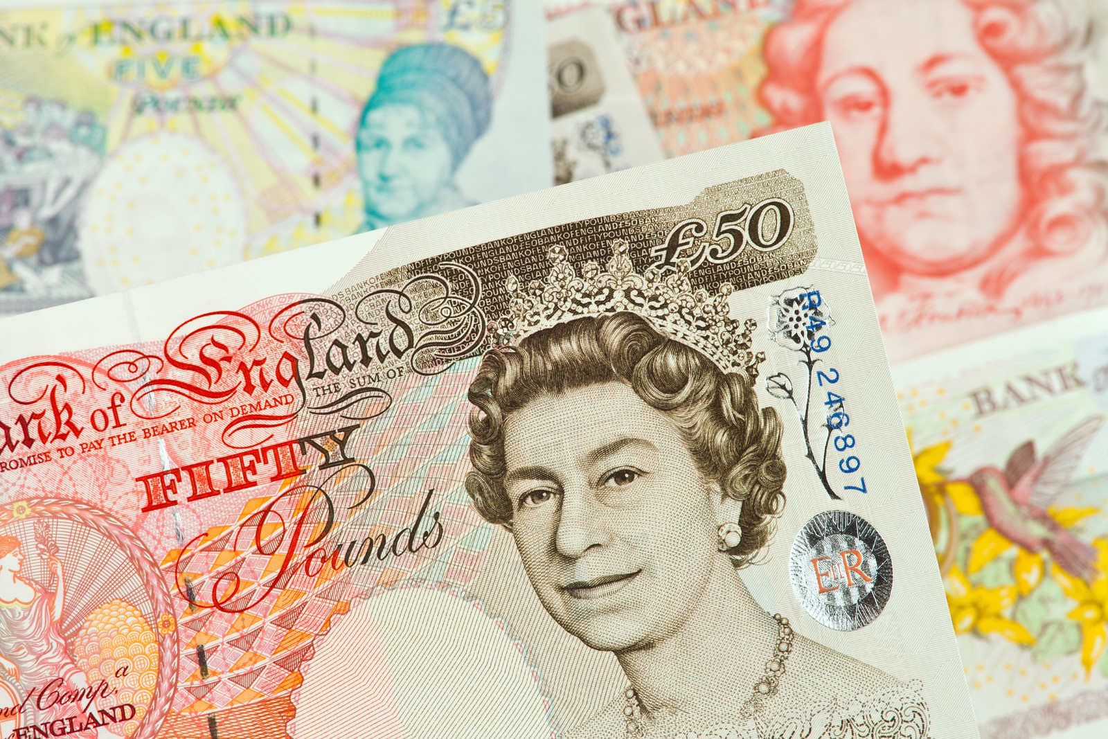 Bullish Gamechanger from a British Pound?