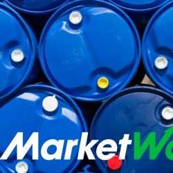 Oil ends lower, holds ground at 1-month low