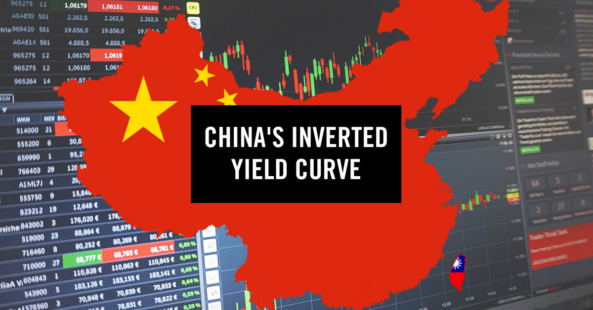 China's Inverted Yield Curve
