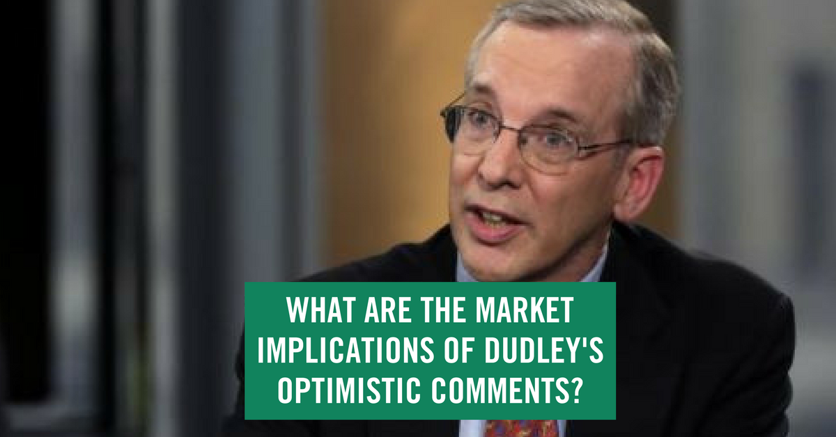 Sevens Report - Market Implications of Dudley's Comments