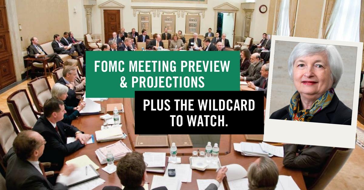 Sevens Report - FOMC Preview