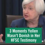 Three Times Yellen Wasn't Dovish