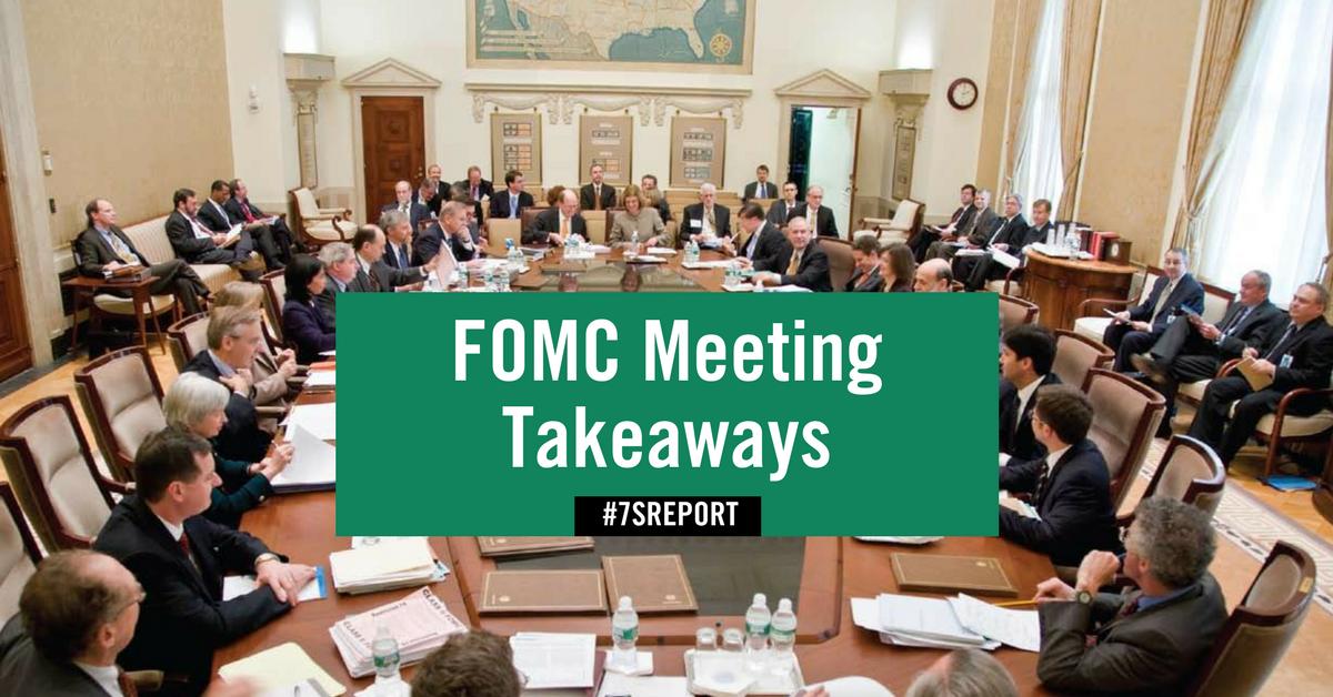 Fomc meeting today фондовая биржа россии