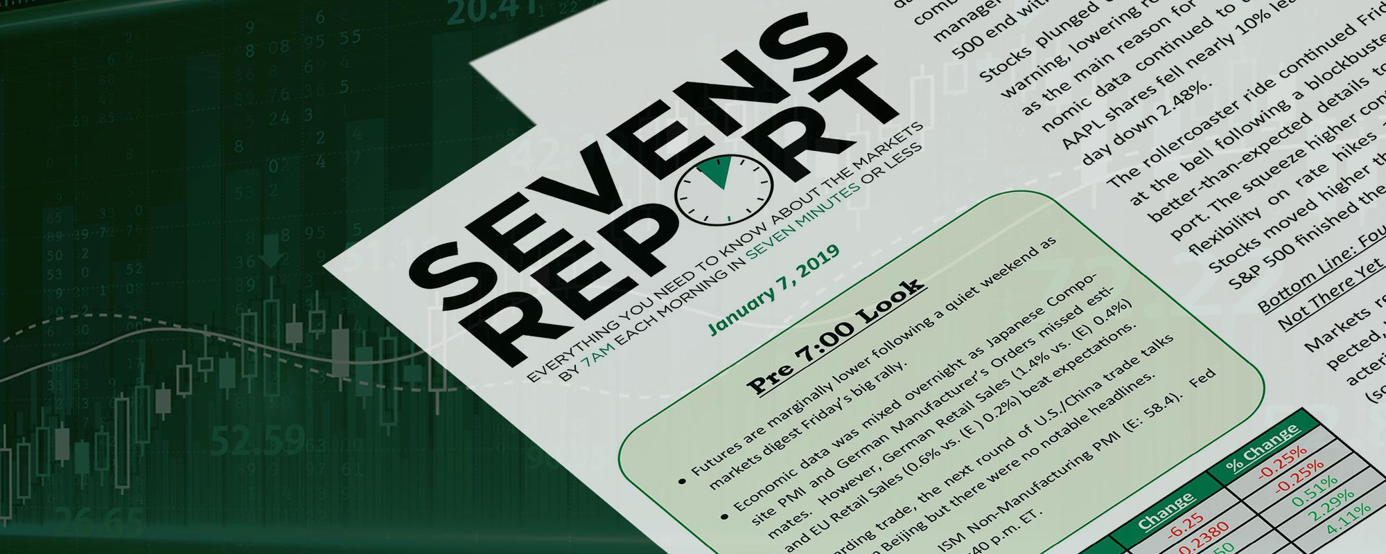 Sevens Report Research