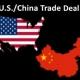 US - China map