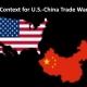 U.S.-China maps