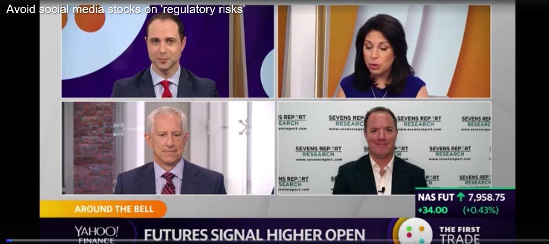 Yahoo Finance Interview Clip
