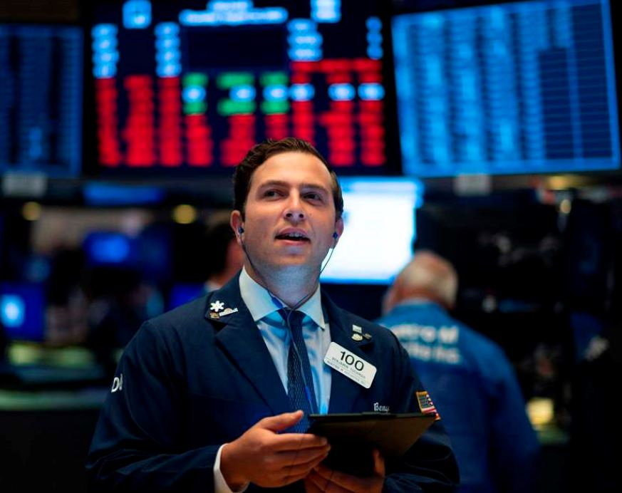 New York traders