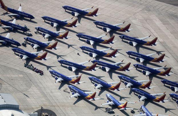 Boeing planes