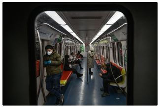 China subway