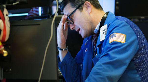 Worried Healthcare Technician