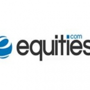 Equities.com logo